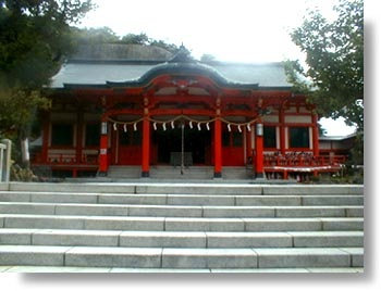 Awashima Shrine(淡島神社) Reference From: Official Site