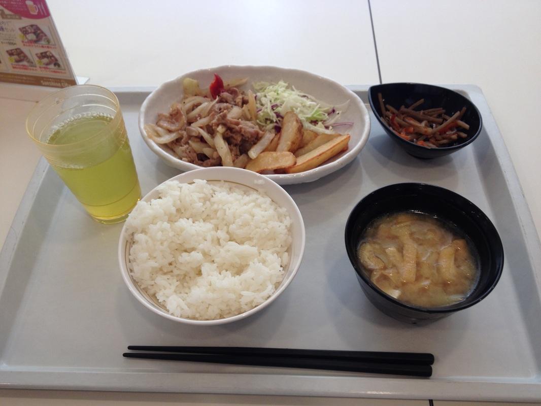 Sun's Kitchen(Lunch:660 yen)
