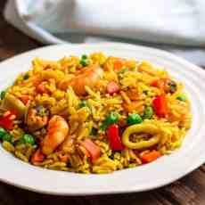 Nigerian fried rice