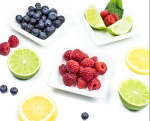 Fresh Food Fruit Red Green 4-tw