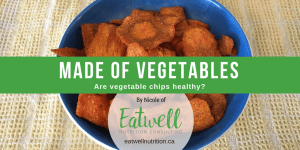 Vegetable chips review