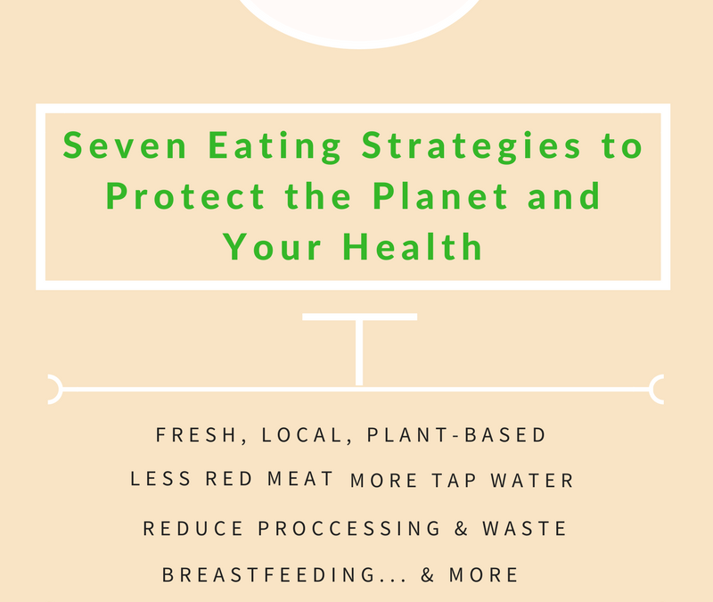 Eating Strategies to Protect the Planet and Your Health