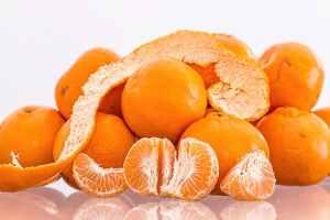 Food fruit orange tangerine-mandarin-citrus-fruit-ripe