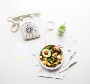 Food meal vegetable smoothie green white phone