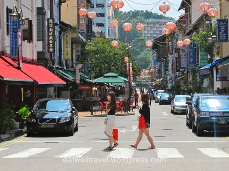 Chinatown, quelques jours à Singapour