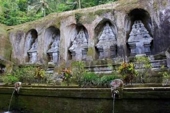 Gunung kawi que faire à Ubud rizière