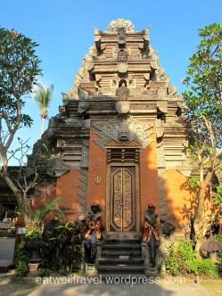 Palais royal, Ubud