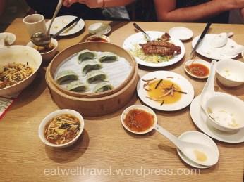 Weekend a Taipei Din Tai Fung