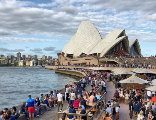 SYDNEY'S BEST CITY BARS WITH A VIEW