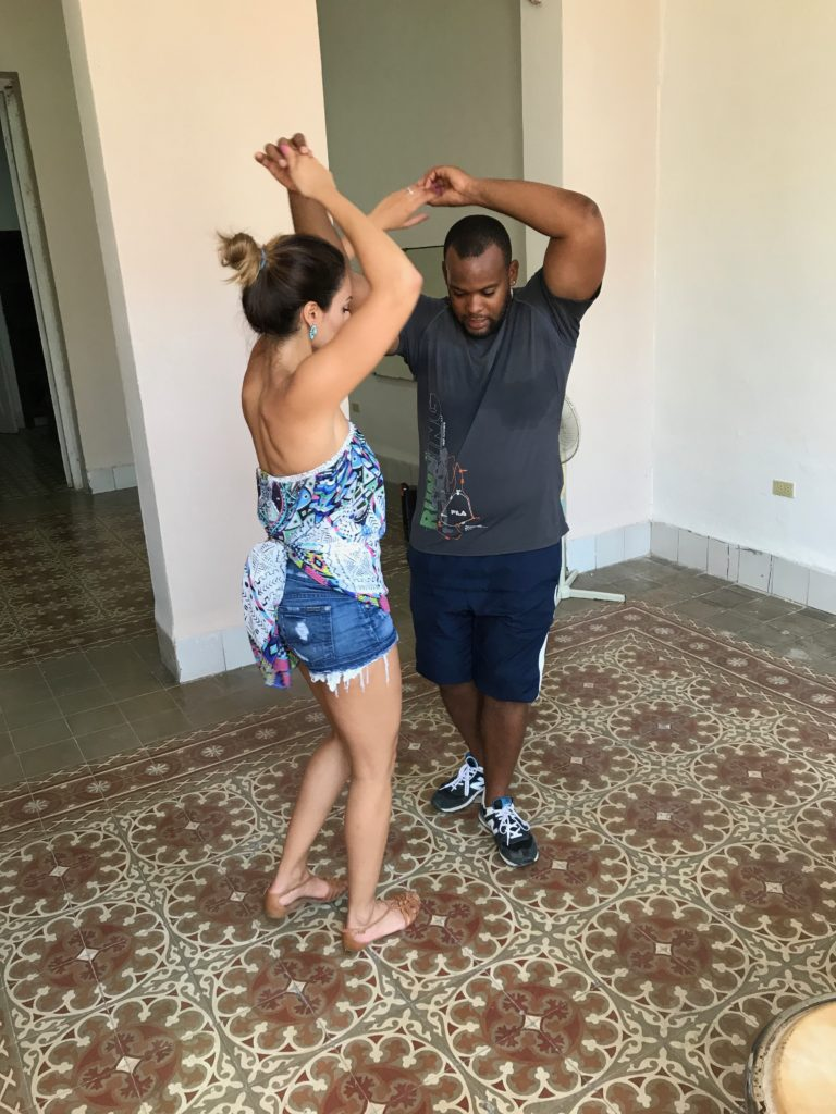 LEARN TO SALSA IN HAVANA CUBA