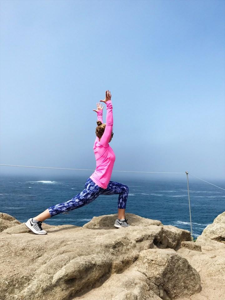 Yoga – my latest love story.