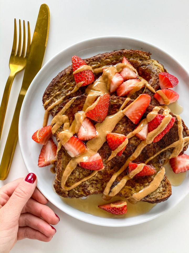 Sprouted Cinnamon French Toast