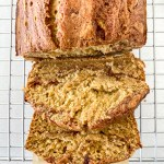 Honey Cinnamon Banana Loaf