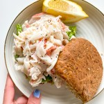 Crab Salad Sliders