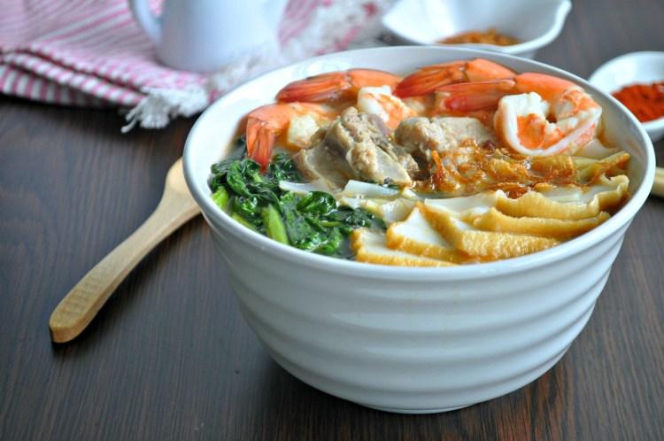 Hokkien Prawn Noodle Soup_7