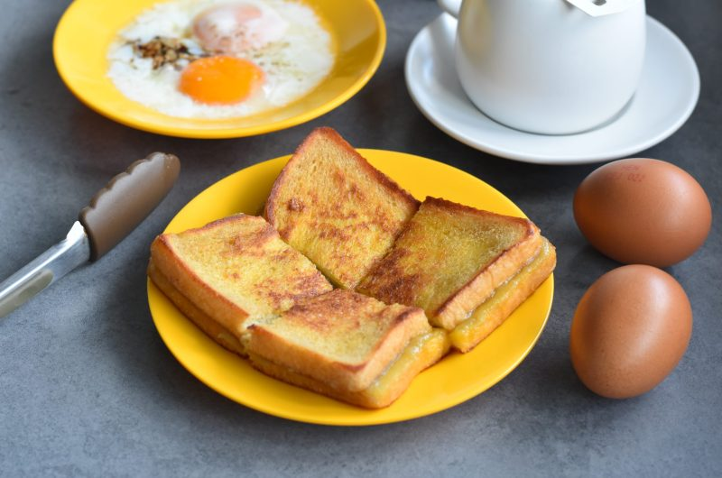 Easy French Toast 简易法式吐司