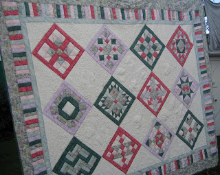 Things I Love – My Quilt