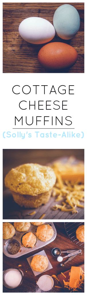 Savory Cottage Cheese Muffins. Light, hearty, and delicious!