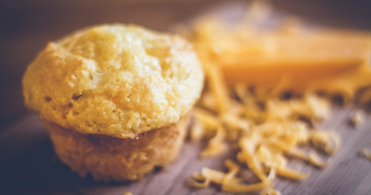 Cottage Cheese Muffins (Solly's Taste-Alike)