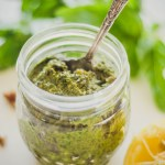 No-Parm Vegan Pesto