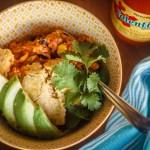 Quinoa Tamale Bake - hearty vegan casserole, a delicious take on a classic.