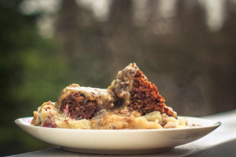 Vegetarian/Vegan Haggis - Gluten Free