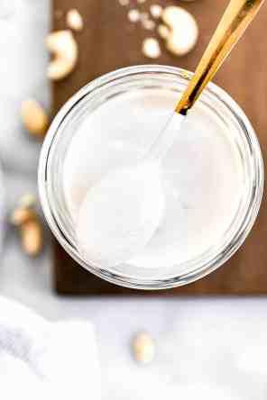 Homemade Cashew Cream