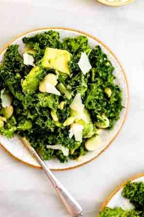 Massaged Kale & Avocado Salad