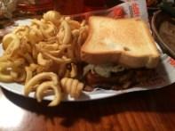 Hooters Sandwich