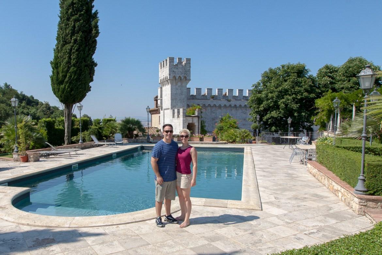 Castello delle Serre in Rapolano, Italy | www.eatworktravel.com
