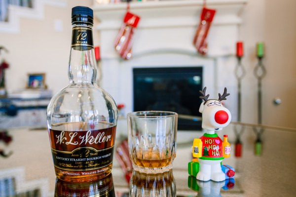 W.L. Weller 12year Whiskey