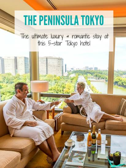Deciding where to stay in Tokyo can be overwhelming. For the ultimate luxury experience, The Peninsula Tokyo delivers on all fronts, check out why! #travelJapan #Tokyotravel #luxurytravel #luxuryhotels #thepeninsulatokyo #exploreTokyo