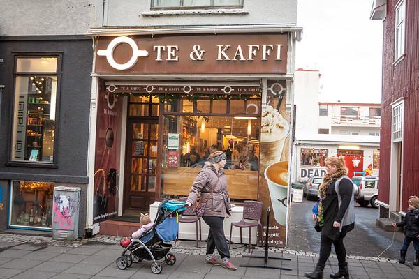 Te and Kaffi Iceland