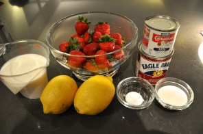 Ingredients for todays recipe