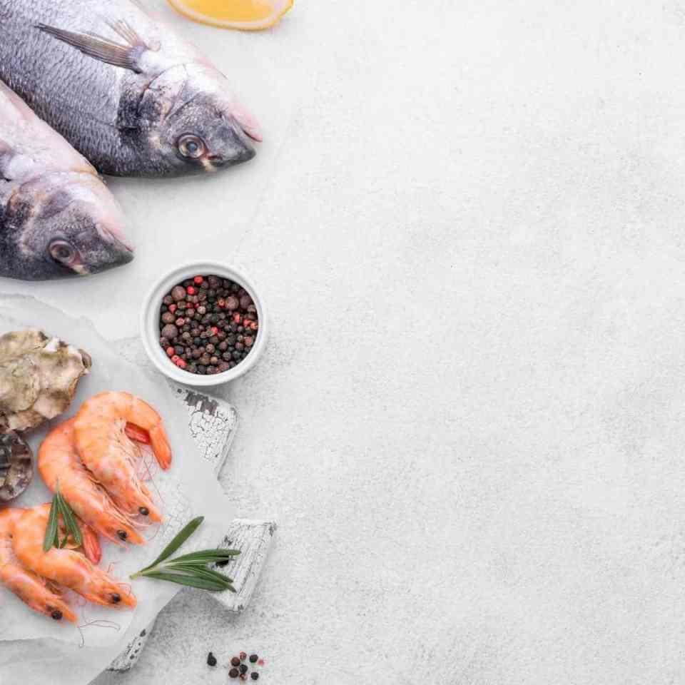 Seafood and glutamine. Glutamine benefits. How much l glutamine for leaky gut.