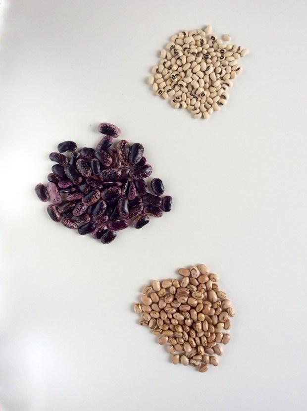 Prespes beans