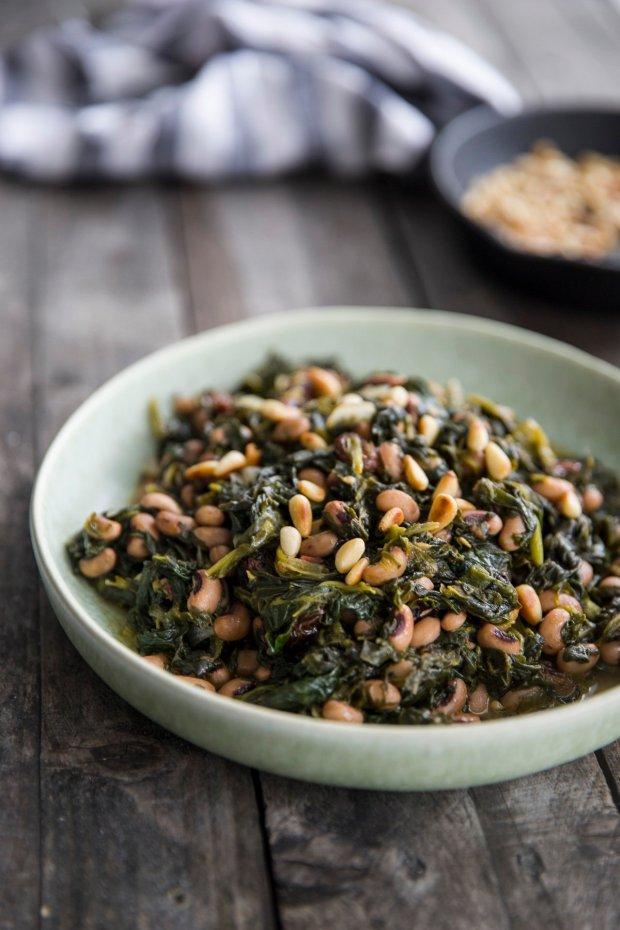 black-eyed beans stew