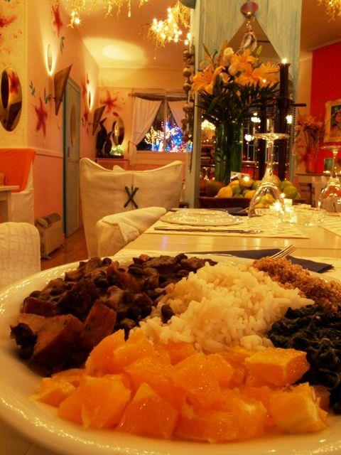 Brasilian restaurant, Athens, Greece