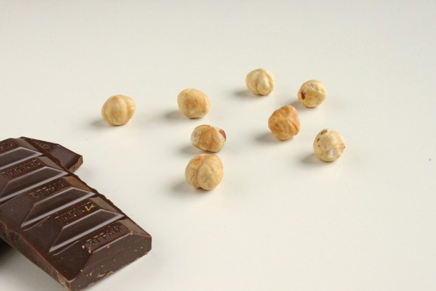 chocolate and hazelnuts @eatyourselfgreek