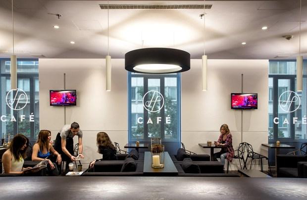 HP Athens Cafe 3