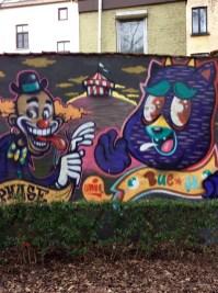 Street art, Ghent