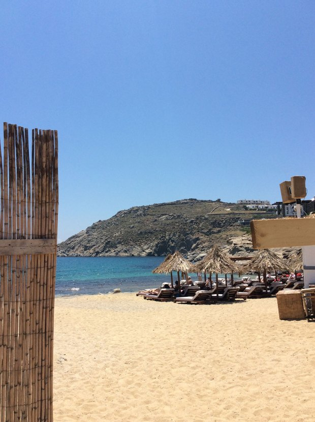 Agia Anna, Mykonos beaches @Eatyourselfgreek