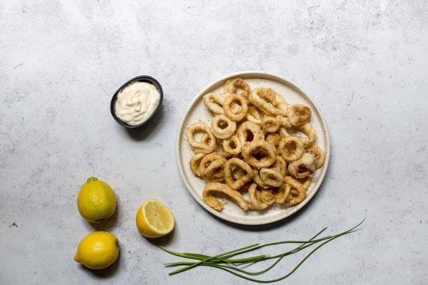 fried squid @eatyourselfgreek