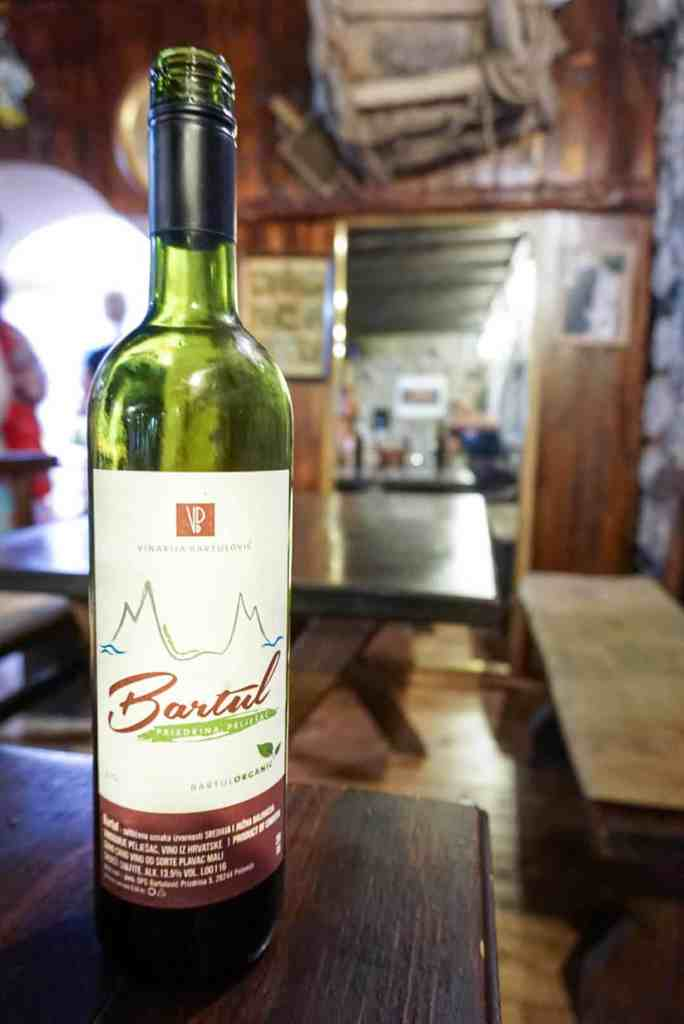 Wine Tour and Traditional Peka Cooking Class in Croatia's Peljesac Penninsula. A perfect way to explore Dalmatia and a great day trip from Dubrovnik. Vinarija Bartulovic