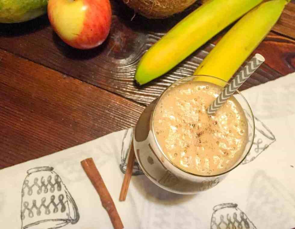 Cantaloupe Lassi - Paleo, Dairy Free and Gluten Free