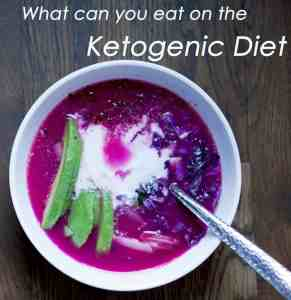 What can you eat on the ketogenic diet? And is popcorn allowed?