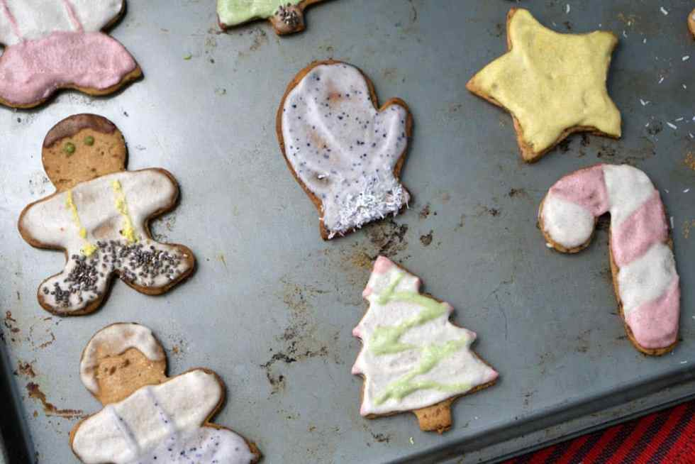 2 Ingredient Blender Frosting For Cut Out Cookies Eat Your Way Clean