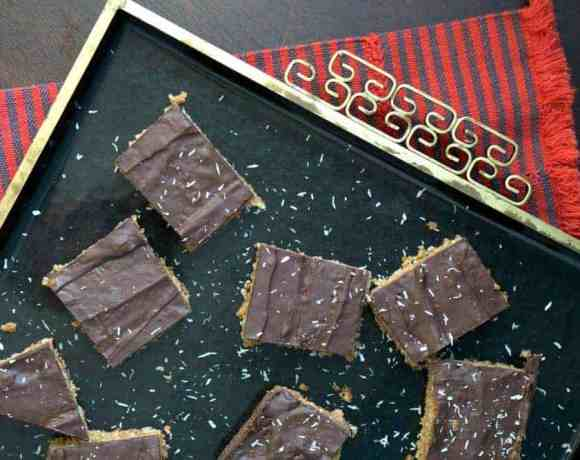 the best English toffee bars that will melt in your mouth – DF, GF, RSF