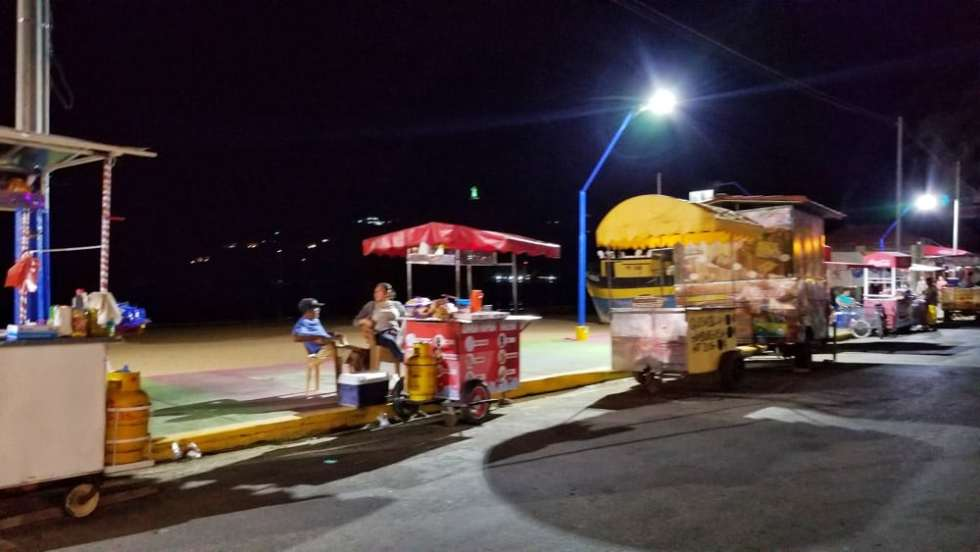 The San Juan del Sur Street Food Scene