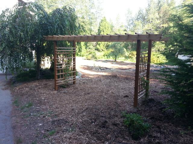 Carpentry Cascadia Edible Landscapes